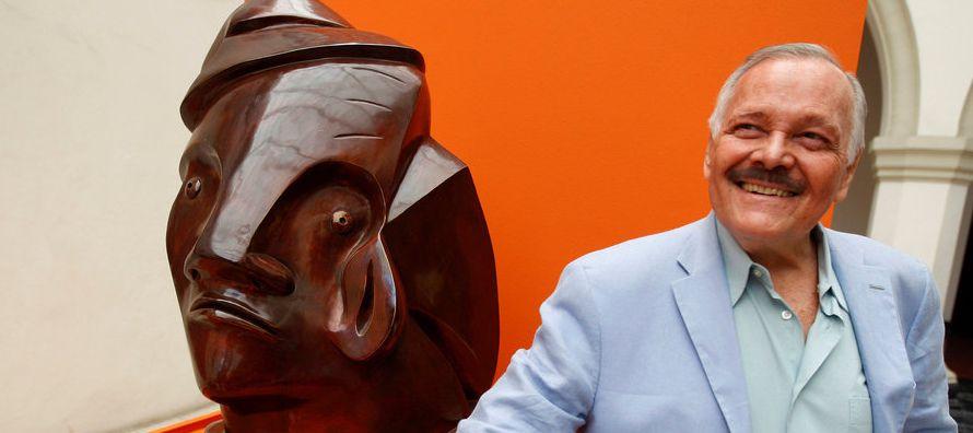 José Luis Cuevas, el maestro de lo tenebroso' del arte mexicano