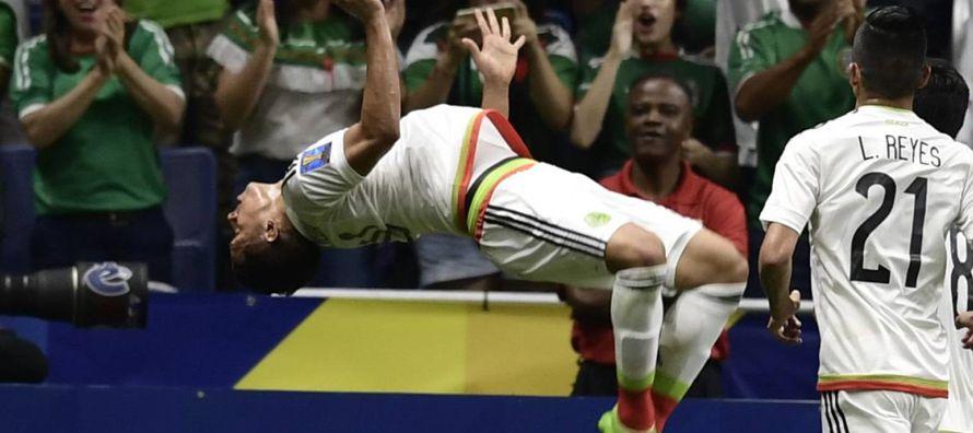 El cuadro de Juan Carlos Osorio, que ya había conseguido su pase a la siguiente ronda,...