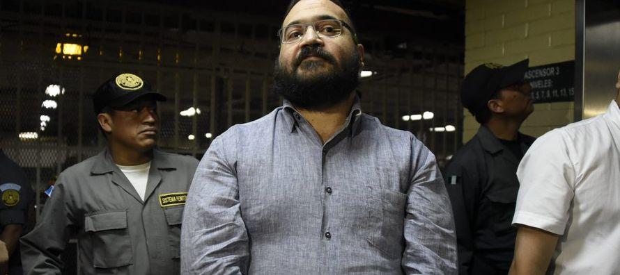 Además, el caso de Duarte será uno de los de más alto nivel llevados con el...