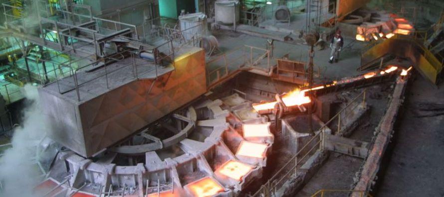 La semana pasada, trabajadores de la mina Zaldívar de Antofagasta en Chile votaron a favor...
