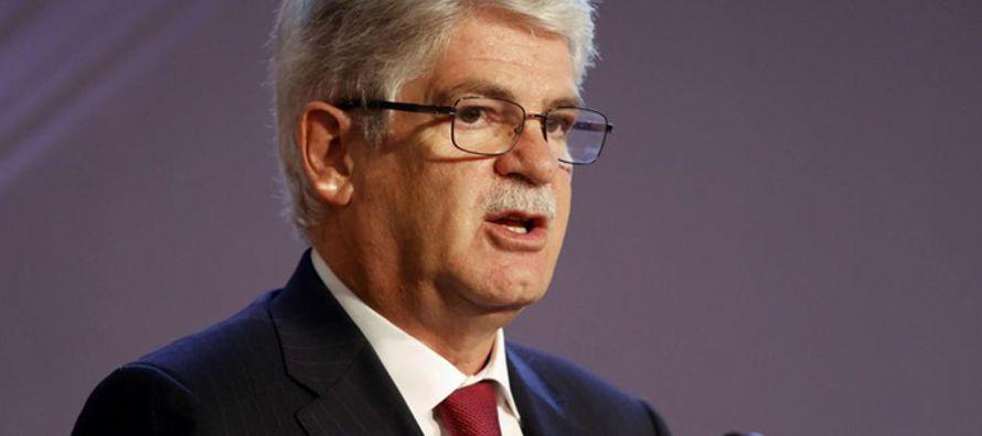 Según fuentes comunitarias, el ministro de Exteriores español Alfonso Dastis ha...