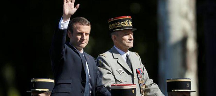 Gérard Darmanin, ministro de Presupuesto, antiguo portavoz oficial de Nicolas Sarkozy,...