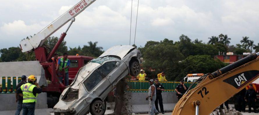 Las empresas Epccor y Aldesa, constructores del Paso Exprés en Cuernavaca, Morelos, han...