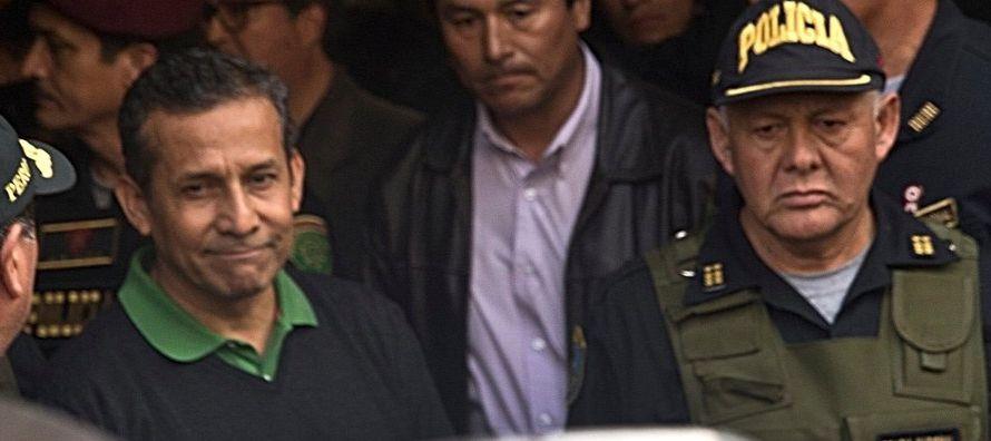 En los últimos 16 años, el Perú ha tenido una racha de cinco presidentes...