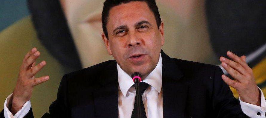 """Venezuela condena pretensión """"imperial"""" de sanciones desde Estados Unidos"""