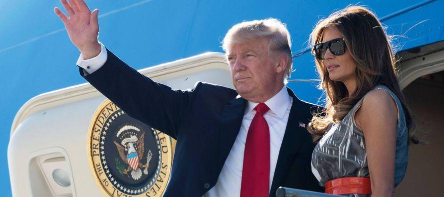 Donald Trump, off the record'