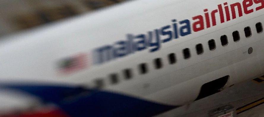 La búsqueda del desaparecido MH370 revela datos sobre movimiento de continentes