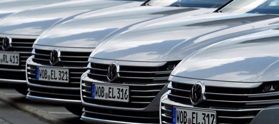 VW incrementa ventas de vehículos pese a escándalo