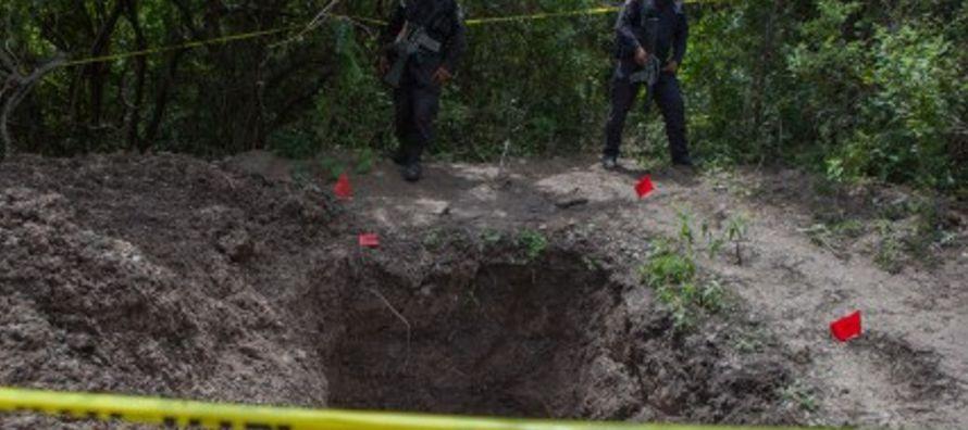 La paradoja de las fosas clandestinas en México