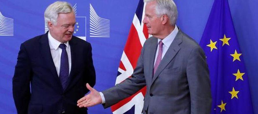 La factura del Brexit podría rondar los 75,000 millones de euros