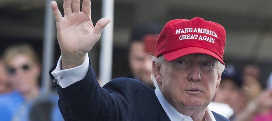 Trump dice un promedio de 4.6 mentiras al día