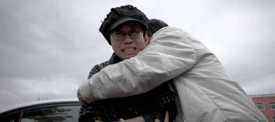 La libertad de Liu Xia, el nuevo caballo de batalla entre China y Occidente | Internacional