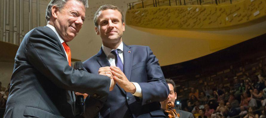 Pero las señales enviadas por Macron no han sido alentadoras. En su primera entrevista sobre...