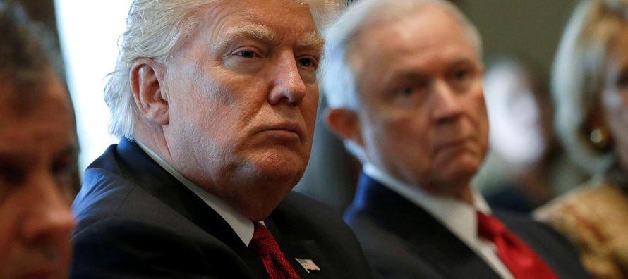 El nuevo escándalo que rodea a la administración estadounidense estalló hace...
