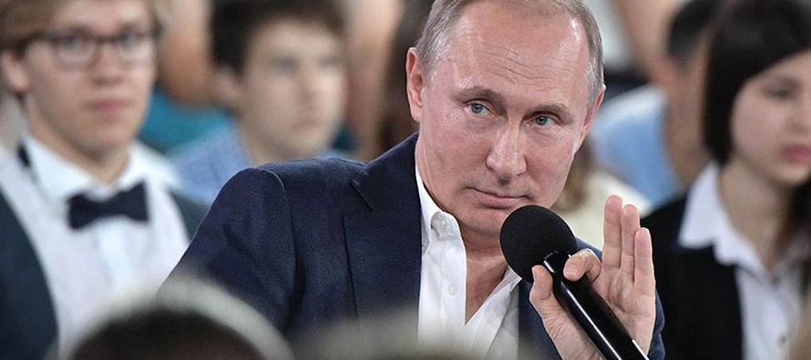 La respuesta rusa, hecha pública por el Ministerio de Relaciones Exteriores, se produjo un...