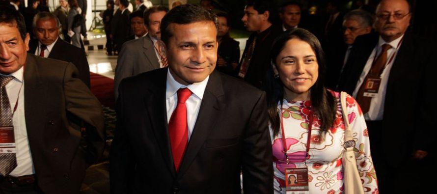 El expresidente peruano Ollanta Humala y su esposa pidieron el lunes a una corte que anule una...
