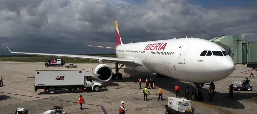 La aerolínea española señaló en un comunicado que usará dicha...