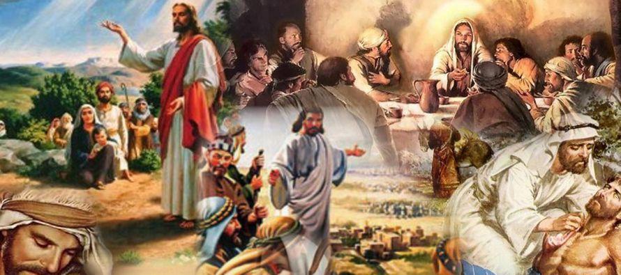Nuestros cuatro evangelios canónicos presentan a Jesús como maestro a quienes...