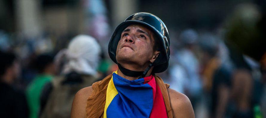 Hoy Venezuela es una canasta vacía. La tasa de inflación estimada para 2017 es de 720...