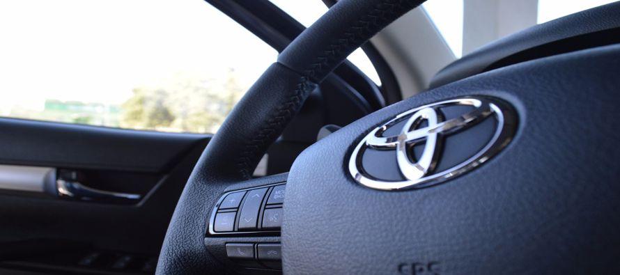 Toyota, la segunda automotriz más grande del mundo por ventas de vehículos en 2016 y...