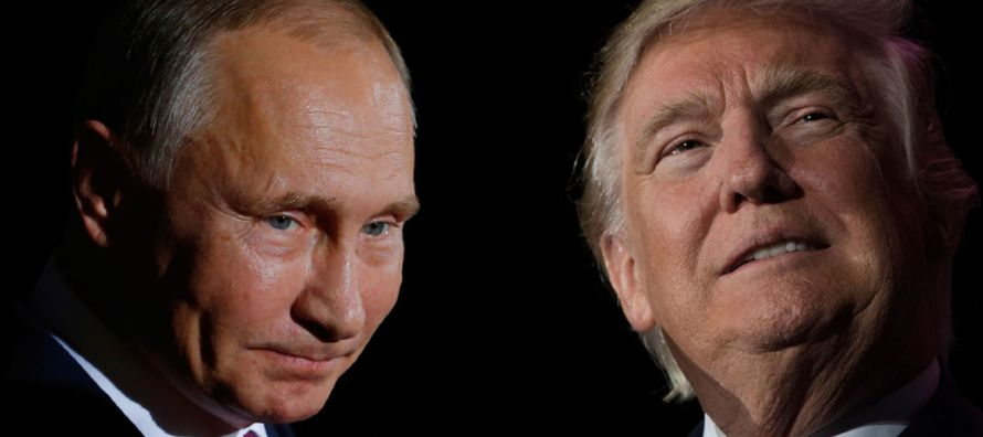 """Las relaciones entre Washington y Moscú están en un bajo nivel """"muy..."""