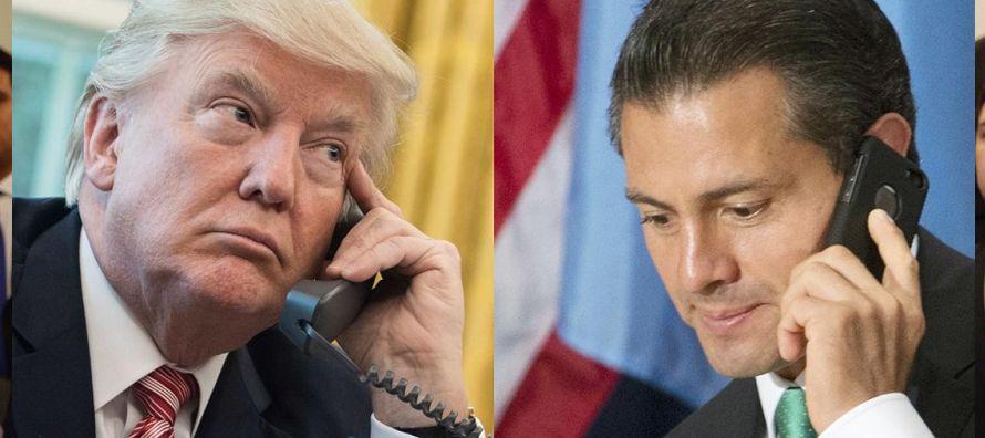 Durante la llamada, que tuvo lugar el pasado 27 de enero, el mandatario estadounidense le dijo a su...