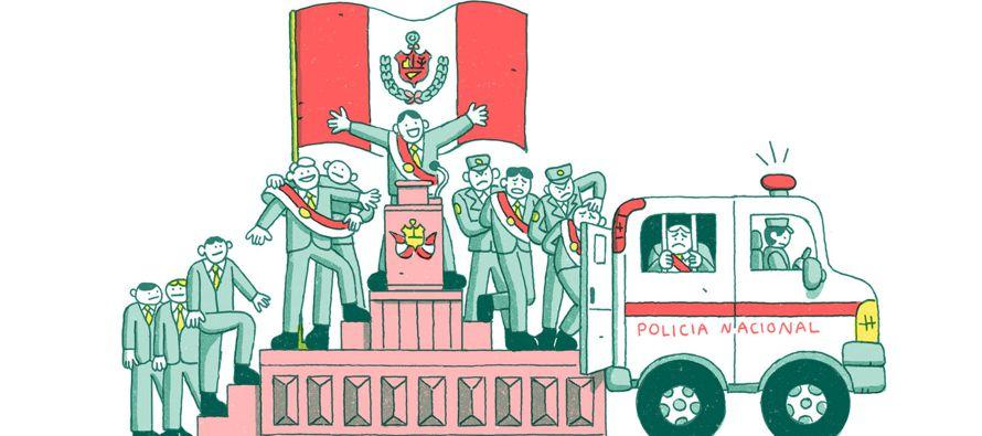 El presidente actual, Pedro Pablo Kuczynski, prometió una cruzada para reconstruir al...