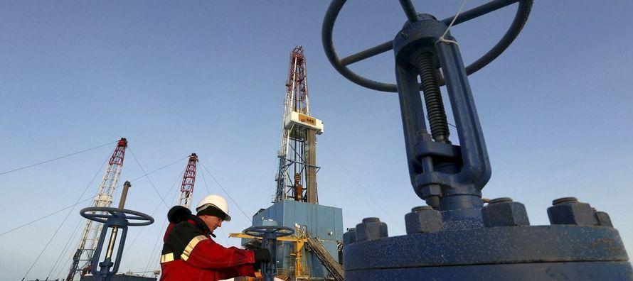 Por su parte, la canasta de la Organización de Países Exportadores de Petróleo...