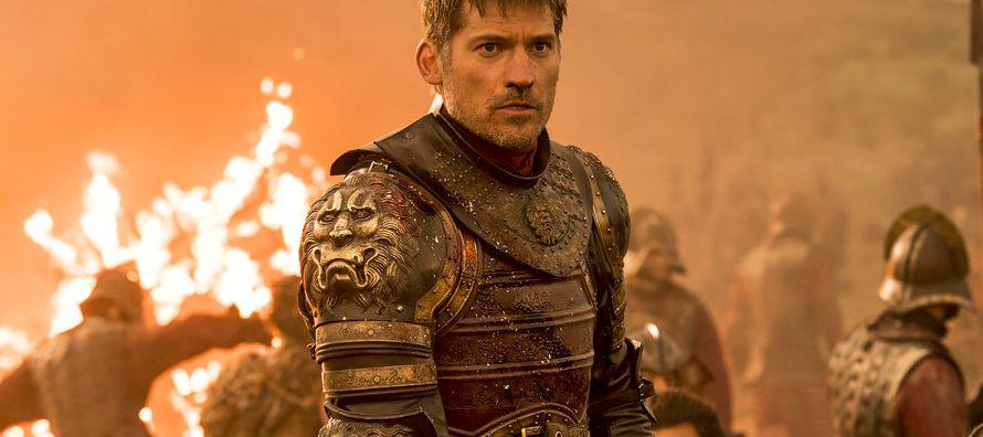 Esta semana, por primera vez en lo que va de Game of Thrones, a los televidentes nos tocó...