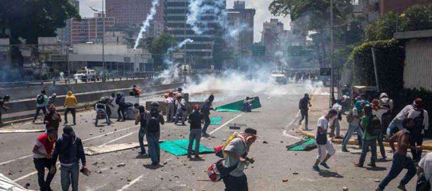 Su ejemplo ha alertado a instancias internacionales acerca de la creciente represión en...
