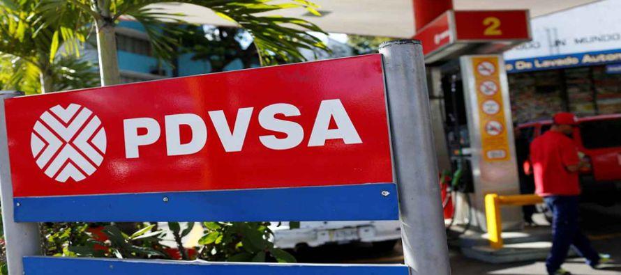 La estatal Petróleos de Venezuela ha estado negociando en secreto al menos desde principios...