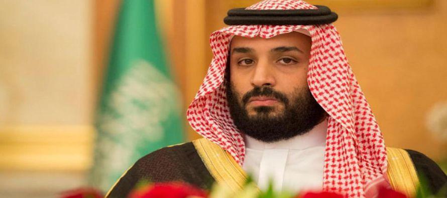 El príncipe Mohammad podría elegir iniciar las operaciones bursátiles de...