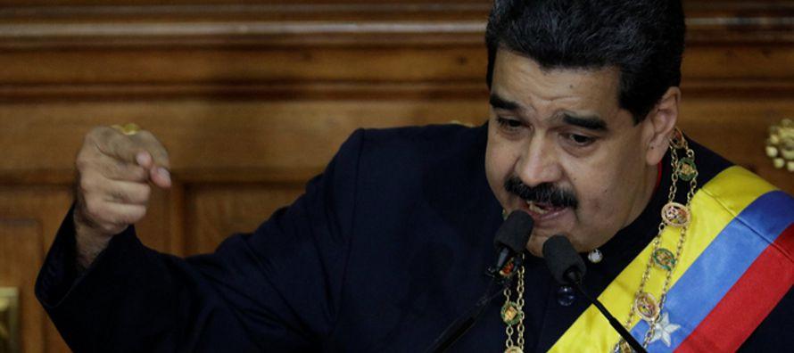 El ámbito deseado por Maduro para el encuentro es la Comunidad de Estados Latinoamericanos y...