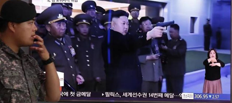 "El régimen de Kim Jong-un acusó a Trump de ""falta de cordura"", por lo que..."