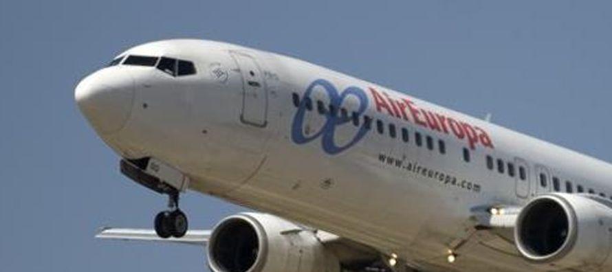 El Sepla considera «incomprensible» que Air Europa sea una de las pocas...