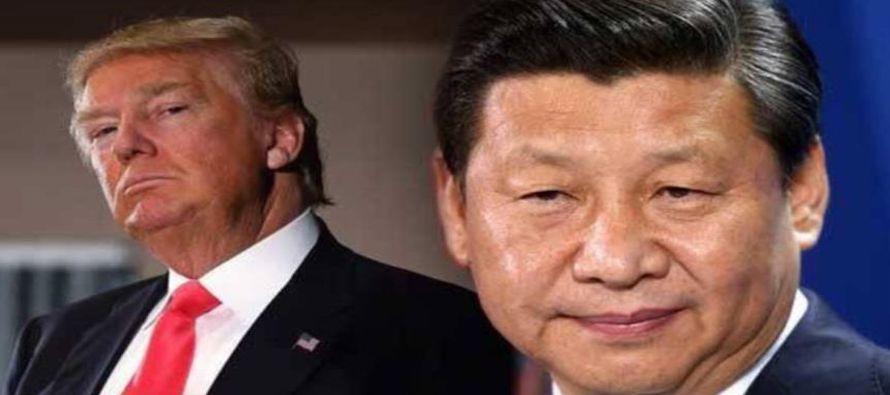 En una declaración, el Ministerio de Relaciones Exteriores de China señaló que...