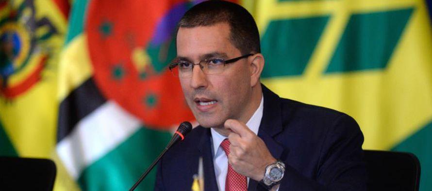 """""""La temeraria amenaza del presidente Donald Trump pretende arrastrar a América Latina y..."""