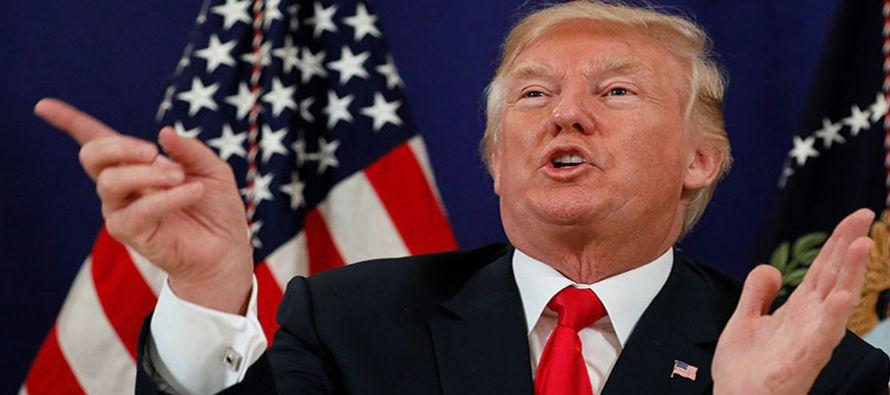 'Impredecible' pareciera ser la palabra que define la relación de la Casa Blanca...
