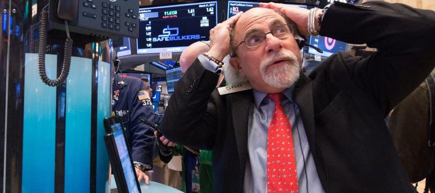 El miércoles los índices cerraron con alzas, pero lejos de sus máximos de...