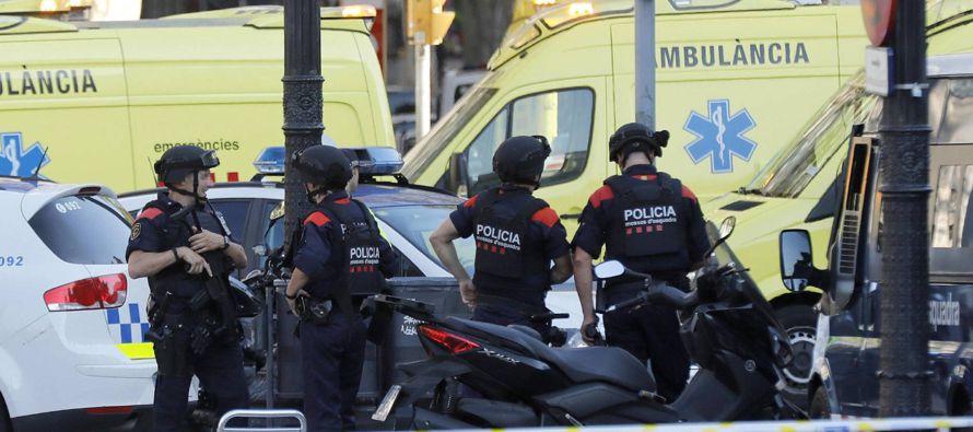 Hace ya tiempo que la provincia de Barcelona es el principal escenario yihadista de España....