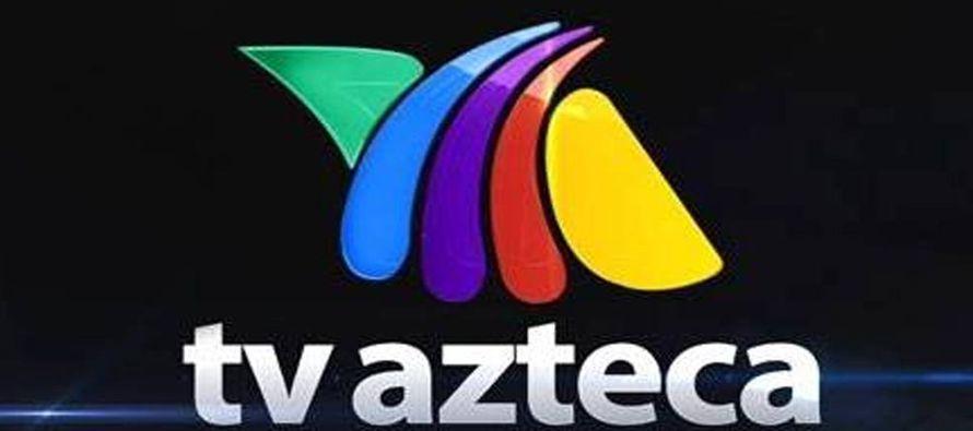 TV Azteca, propiedad del magnate mexicano Ricardo Salinas Pliego, dijo que el monto será...