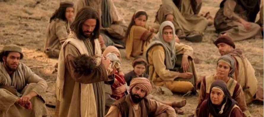 Jesús ama especialmente a los niños; nosotros, con los pobres razonamientos...