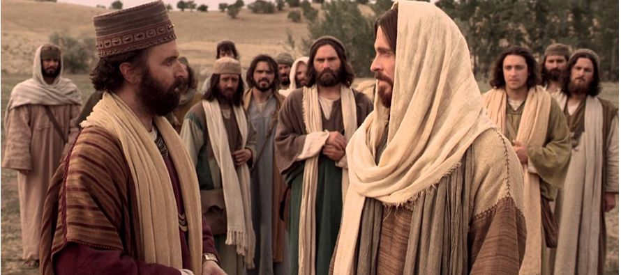 Jesús le dijo: «Si quieres ser perfecto, anda, vende lo que tienes y dáselo a...