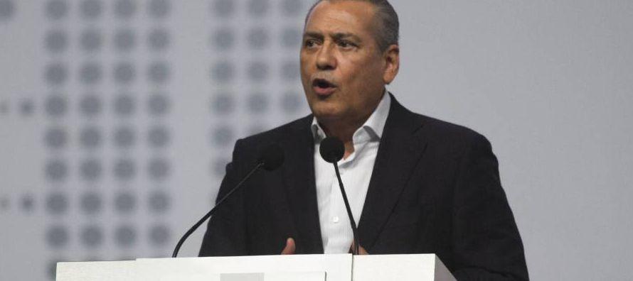 Representante del PRI que surge tras el asesinato de Luis Donaldo Colosio, casi un cuarto de siglo...