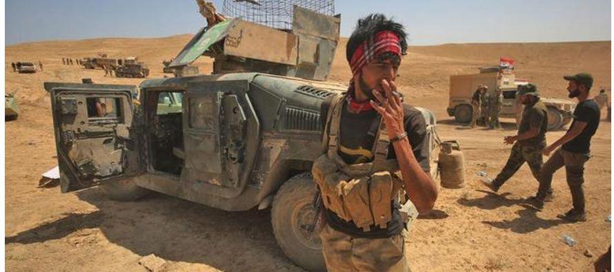El más buscado y también el más escurridizo. Abu Bakr al Bagdadi, el caudillo...