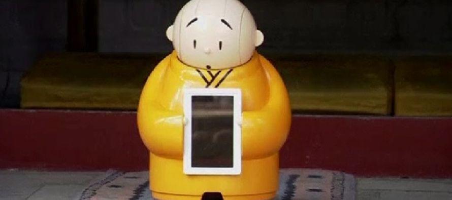 El robot funerario podría ser empleado cuando no esté disponible un sacerdote....
