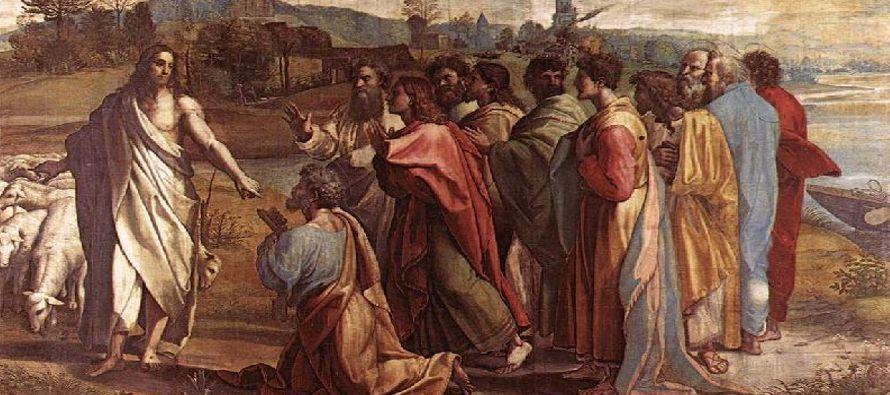 «Bienaventurado eres Simón, hijo de Jonás, porque no te ha revelado esto la...