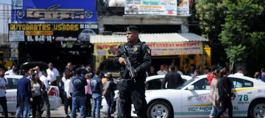 México alberga las organizaciones criminales más grandes, sofisticadas y violentas...