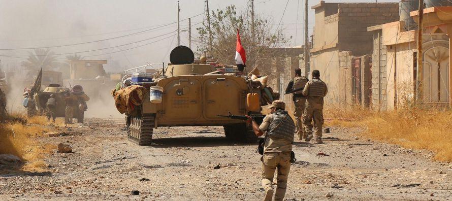 Tal Afar es el último objetivo en una ofensiva apoyada por Estados Unidos contra el grupo...
