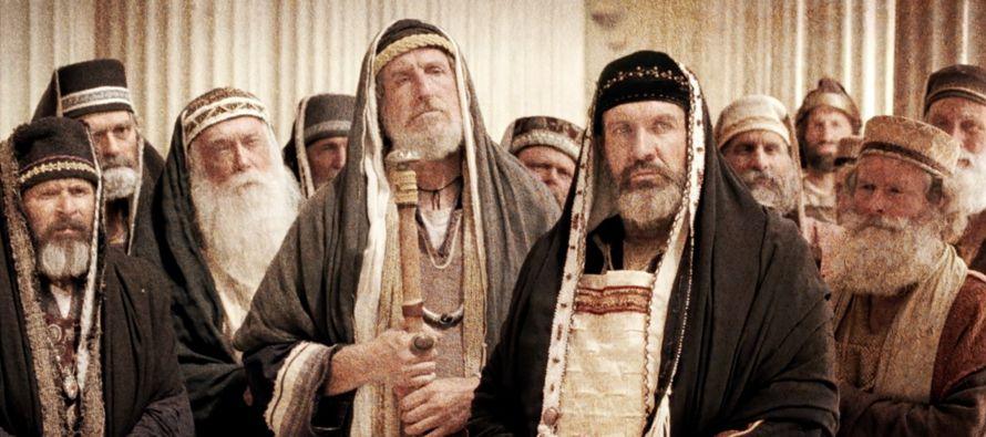 Jesús no soportaba la hipocresía porque ésta es la falsificación de la...